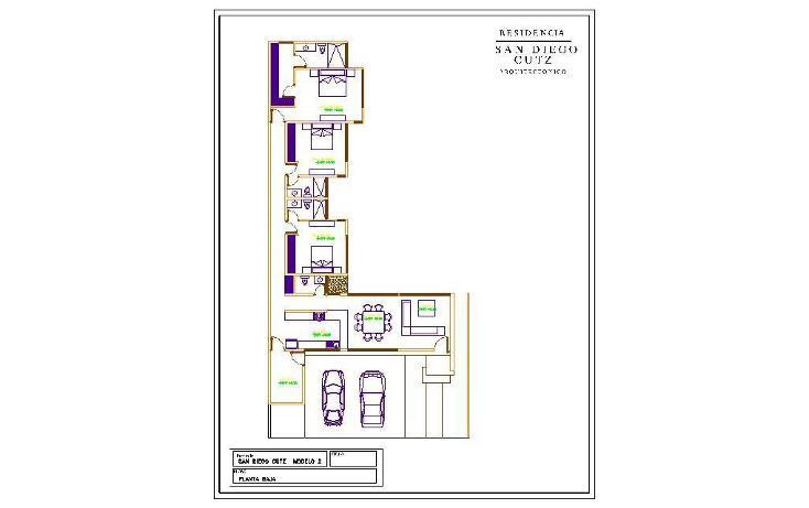 Foto de casa en venta en  , cholul, m?rida, yucat?n, 1588914 No. 08