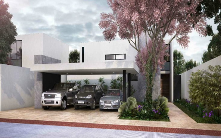 Foto de casa en venta en  , cholul, mérida, yucatán, 1597502 No. 01