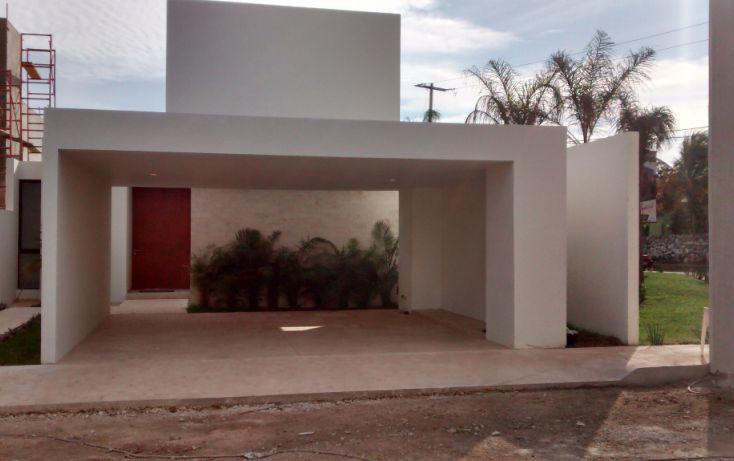 Foto de casa en venta en, cholul, mérida, yucatán, 1598016 no 01