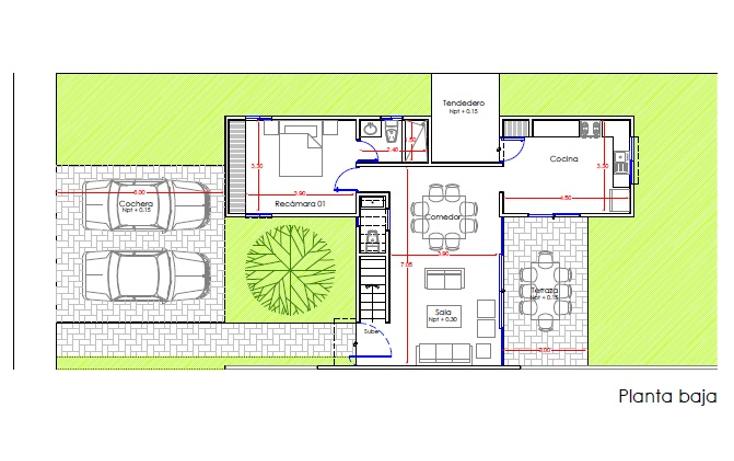 Foto de casa en venta en  , cholul, m?rida, yucat?n, 1599036 No. 09