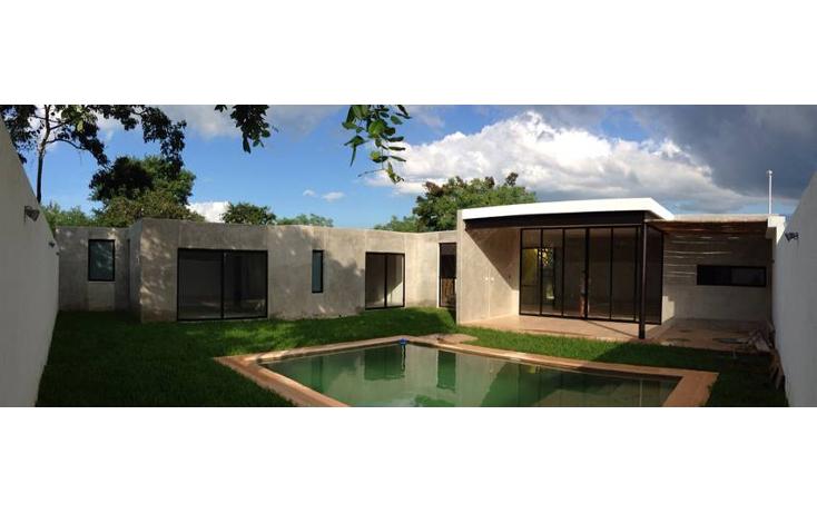 Foto de casa en venta en  , cholul, m?rida, yucat?n, 1616502 No. 01
