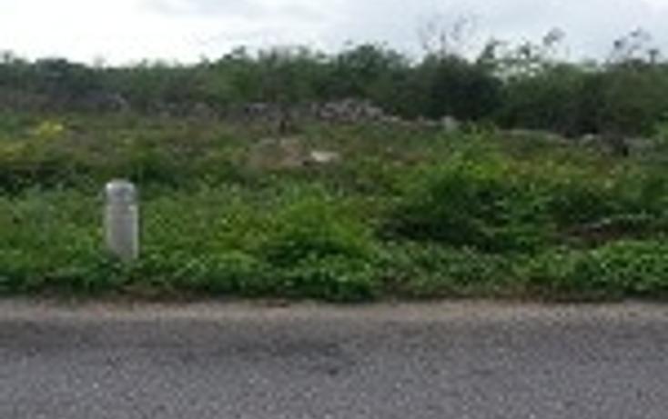 Foto de terreno habitacional en venta en  , cholul, mérida, yucatán, 1624830 No. 01