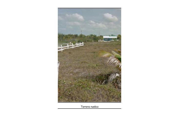 Foto de terreno habitacional en venta en  , cholul, mérida, yucatán, 1624830 No. 02