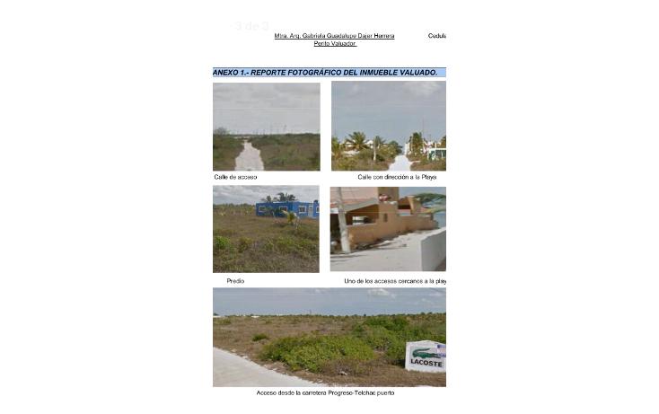 Foto de terreno habitacional en venta en  , cholul, mérida, yucatán, 1624830 No. 03
