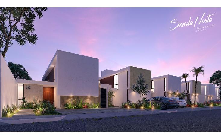 Foto de casa en venta en  , cholul, mérida, yucatán, 1625384 No. 01