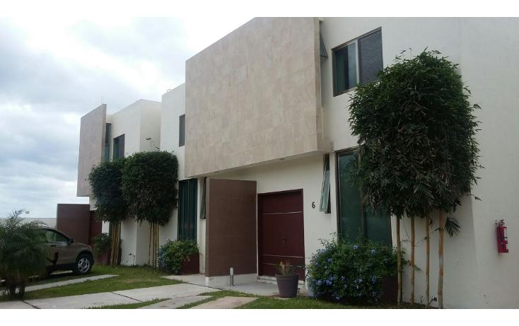 Foto de casa en renta en  , cholul, mérida, yucatán, 1626778 No. 01