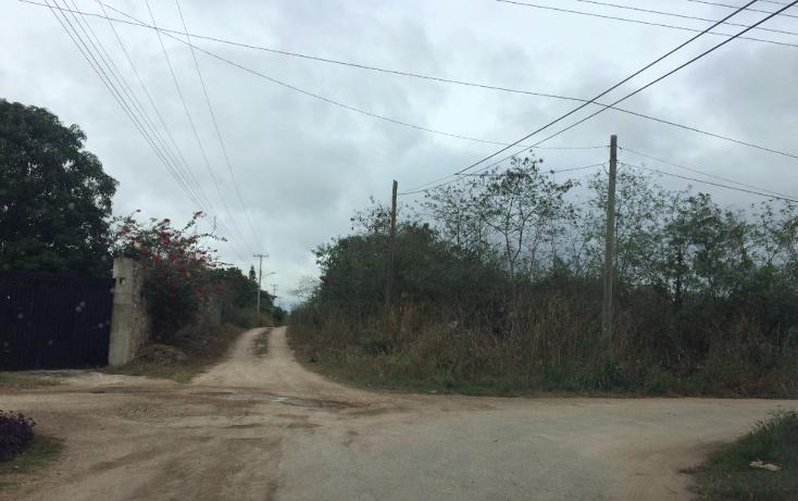 Foto de terreno habitacional en venta en  , cholul, mérida, yucatán, 1627096 No. 02