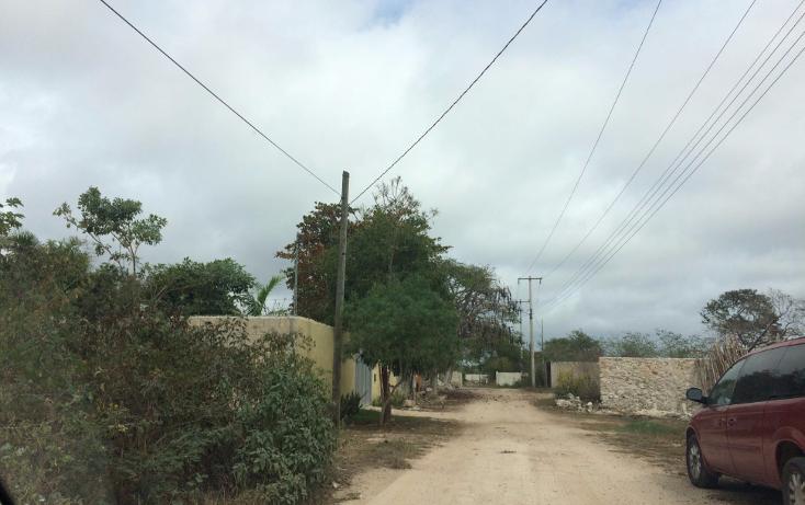 Foto de terreno habitacional en venta en  , cholul, mérida, yucatán, 1627096 No. 03