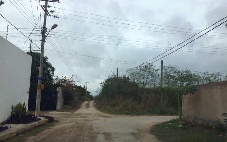 Foto de terreno habitacional en venta en  , cholul, mérida, yucatán, 1627096 No. 04