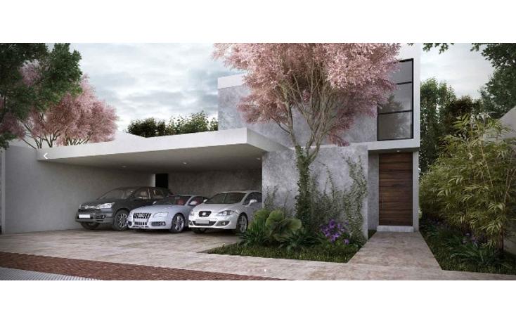 Foto de casa en venta en  , cholul, mérida, yucatán, 1630820 No. 01