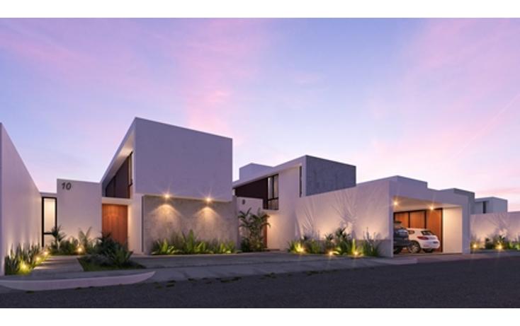 Foto de casa en venta en  , cholul, mérida, yucatán, 1631456 No. 01
