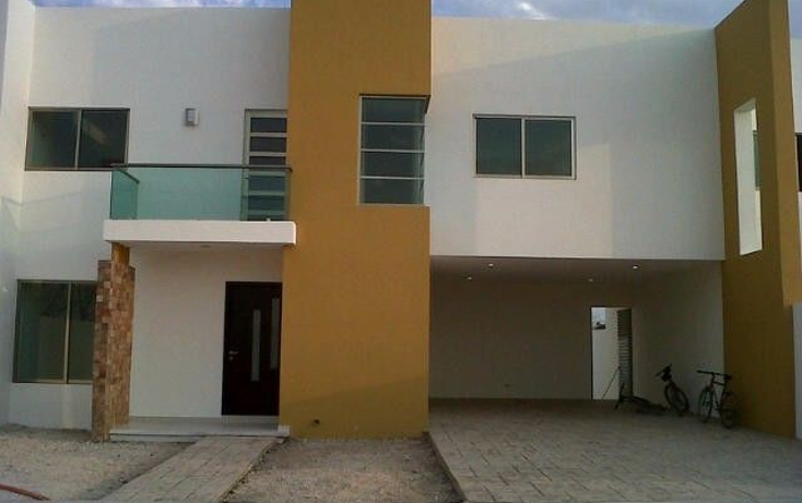 Foto de casa en venta en  , cholul, mérida, yucatán, 1636542 No. 01
