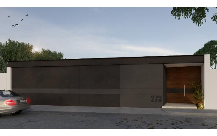 Foto de casa en venta en  , cholul, mérida, yucatán, 1640786 No. 01