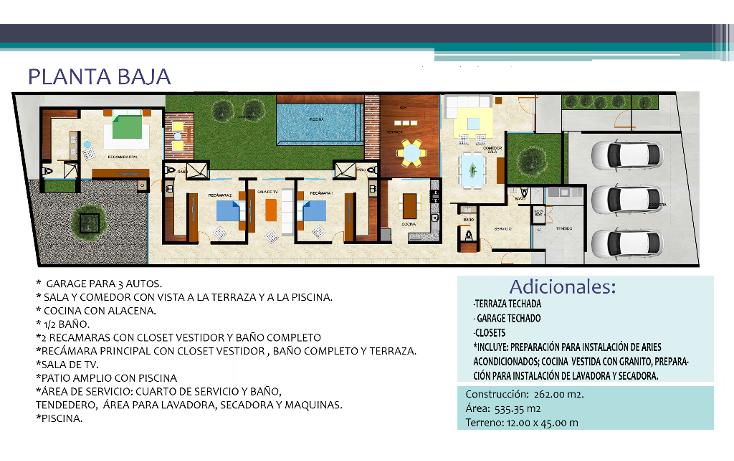 Foto de casa en venta en  , cholul, mérida, yucatán, 1640786 No. 07