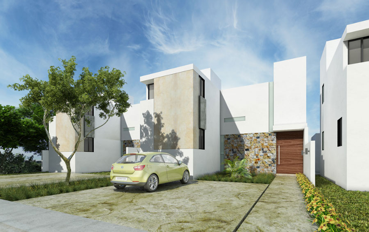 Foto de casa en venta en  , cholul, mérida, yucatán, 1642224 No. 01