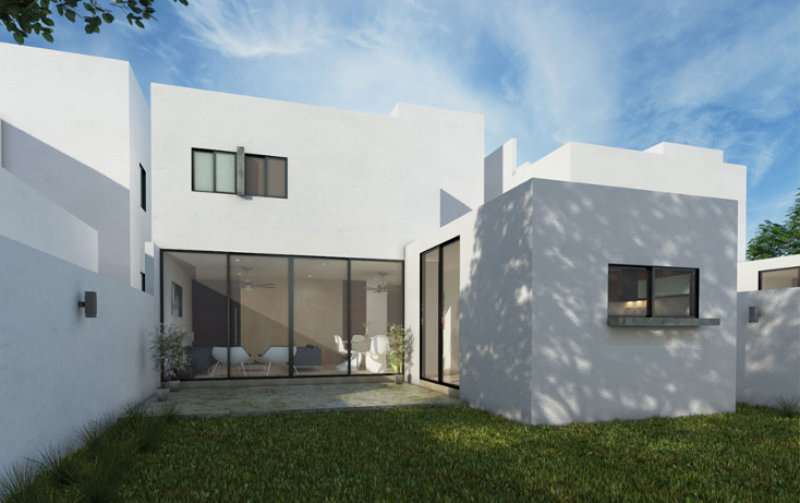 Foto de casa en venta en  , cholul, mérida, yucatán, 1642224 No. 02