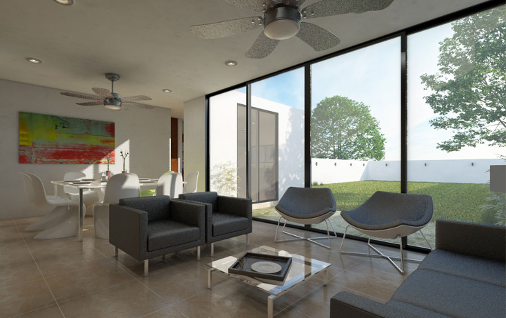 Foto de casa en venta en  , cholul, mérida, yucatán, 1642224 No. 03