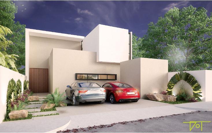 Foto de casa en venta en  , cholul, mérida, yucatán, 1643584 No. 01