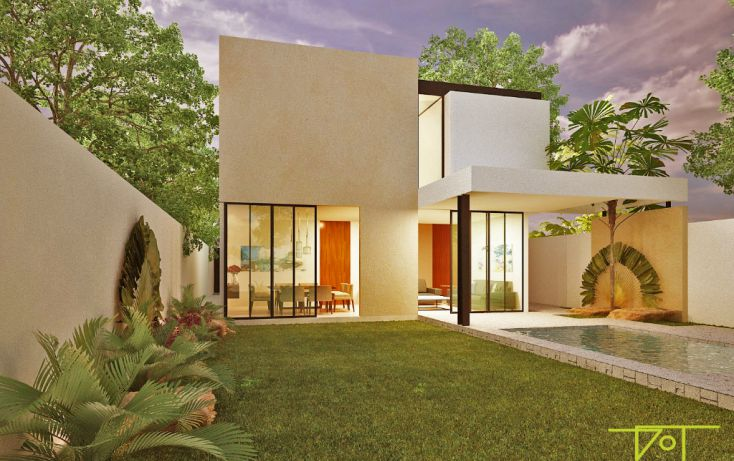 Foto de casa en venta en, cholul, mérida, yucatán, 1643584 no 02