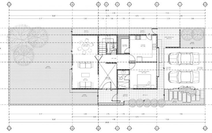 Foto de casa en venta en, cholul, mérida, yucatán, 1643584 no 04
