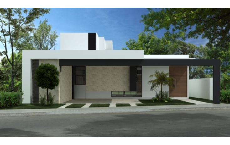 Foto de casa en venta en  , cholul, mérida, yucatán, 1646678 No. 01