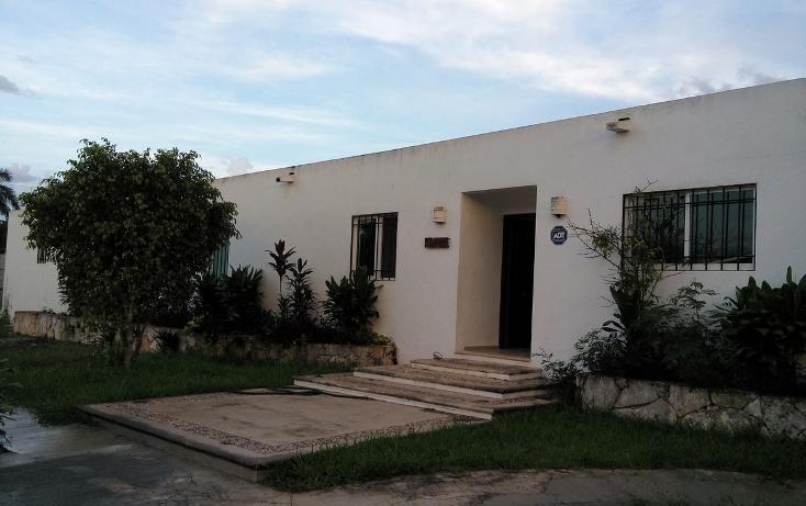 Foto de casa en renta en  , cholul, mérida, yucatán, 1663437 No. 01