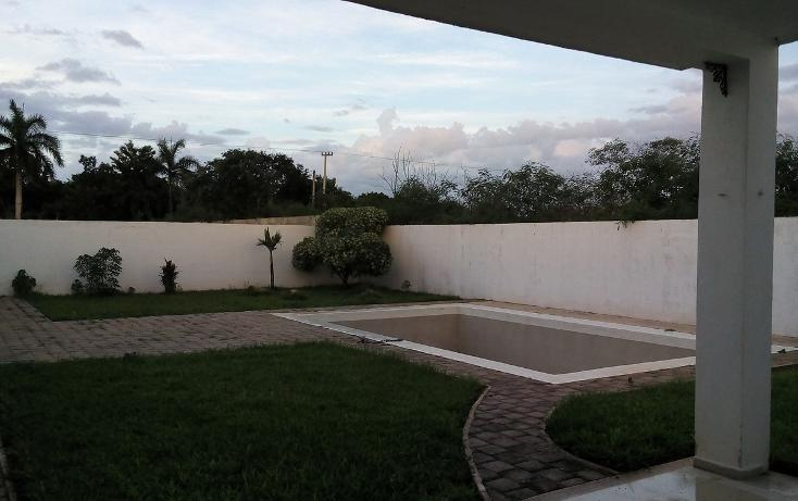 Foto de casa en renta en  , cholul, mérida, yucatán, 1663437 No. 17