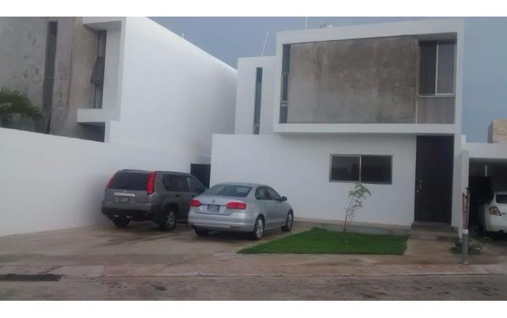 Foto de casa en renta en  , cholul, mérida, yucatán, 1667190 No. 01