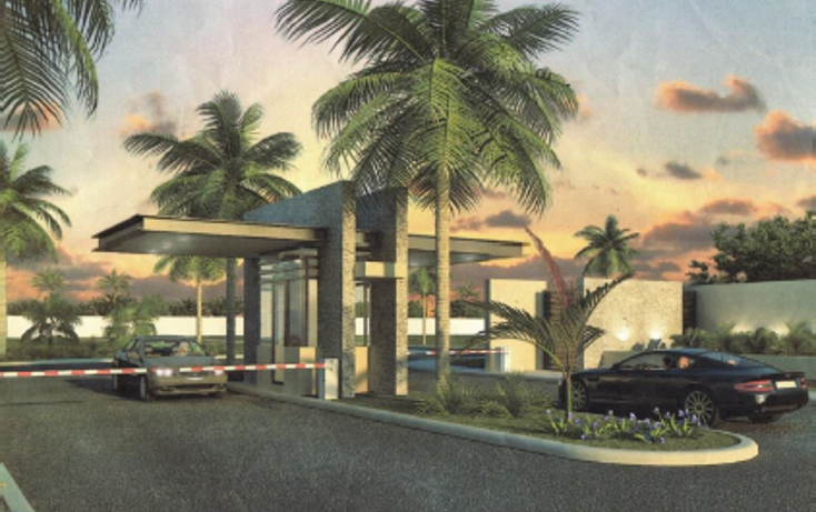 Foto de terreno habitacional en venta en  , cholul, m?rida, yucat?n, 1674618 No. 01