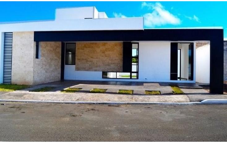Foto de casa en venta en  , cholul, mérida, yucatán, 1678160 No. 01
