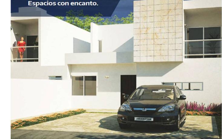 Foto de casa en venta en  , cholul, mérida, yucatán, 1678930 No. 01