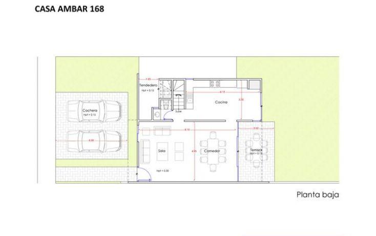 Foto de casa en condominio en venta en, cholul, mérida, yucatán, 1680338 no 05