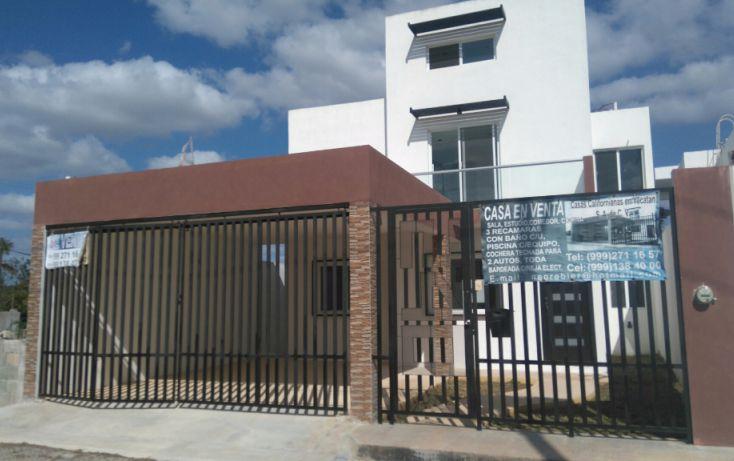 Foto de casa en venta en, cholul, mérida, yucatán, 1681390 no 01