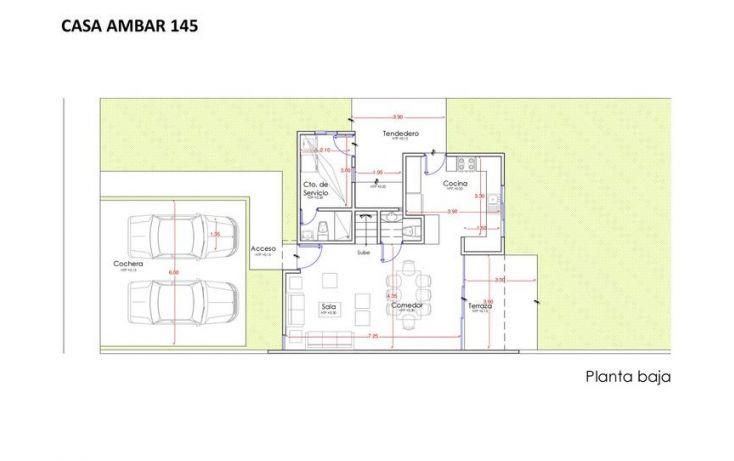 Foto de casa en condominio en venta en, cholul, mérida, yucatán, 1684760 no 05