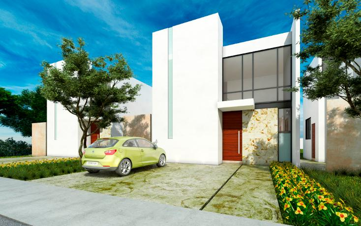 Foto de casa en venta en  , cholul, mérida, yucatán, 1688742 No. 01