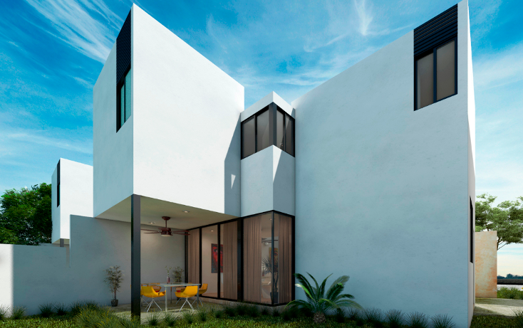 Foto de casa en venta en  , cholul, mérida, yucatán, 1688742 No. 03