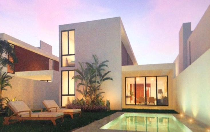 Foto de casa en venta en  , cholul, mérida, yucatán, 1691980 No. 01