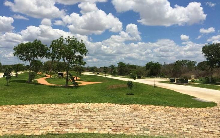 Foto de terreno habitacional en venta en  , cholul, m?rida, yucat?n, 1695010 No. 02
