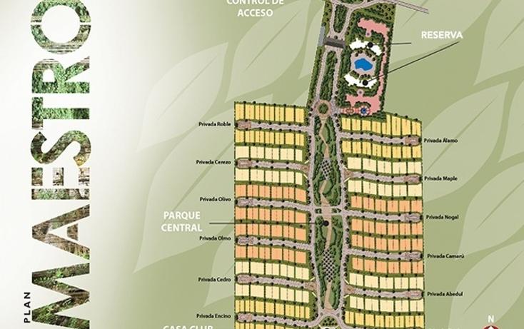 Foto de terreno habitacional en venta en  , cholul, mérida, yucatán, 1695010 No. 08