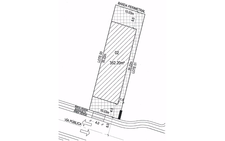 Foto de terreno habitacional en venta en  , cholul, mérida, yucatán, 1695010 No. 09