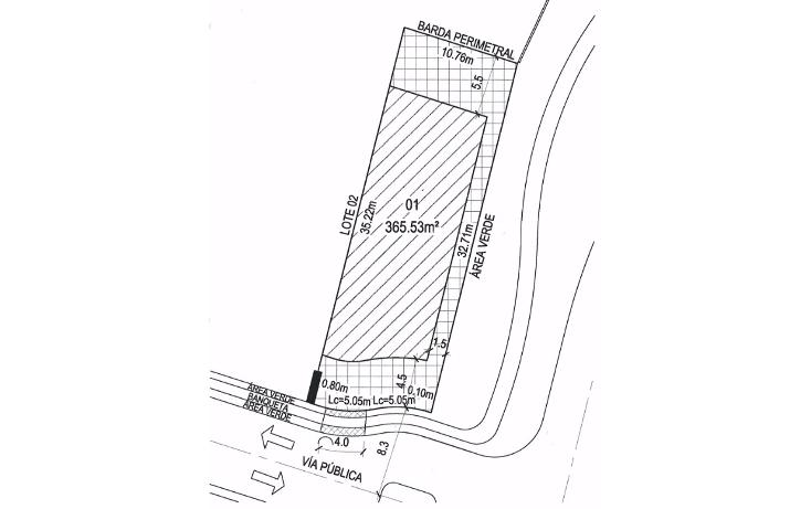 Foto de terreno habitacional en venta en  , cholul, mérida, yucatán, 1695010 No. 10