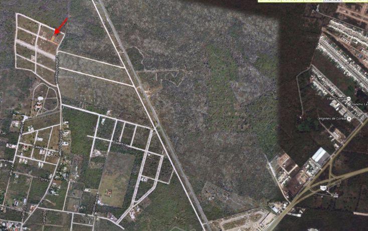 Foto de terreno habitacional en venta en, cholul, mérida, yucatán, 1698528 no 04