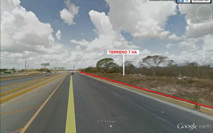 Foto de terreno habitacional en venta en  , cholul, mérida, yucatán, 1700696 No. 05