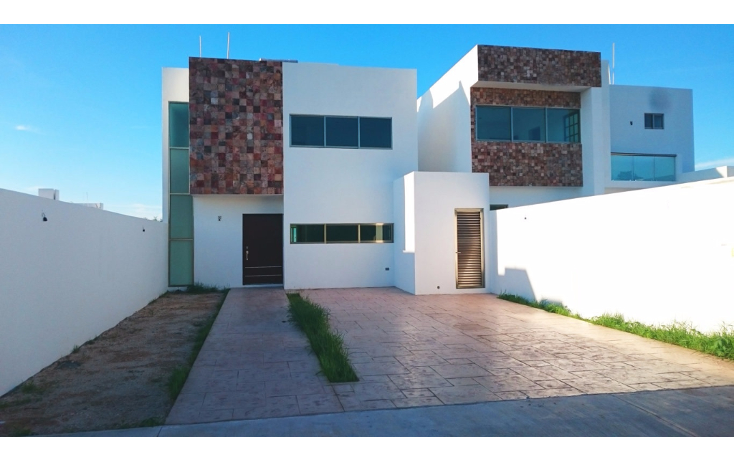 Foto de casa en venta en  , cholul, mérida, yucatán, 1702828 No. 01