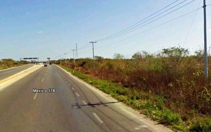 Foto de terreno habitacional en venta en  , cholul, mérida, yucatán, 1703304 No. 01