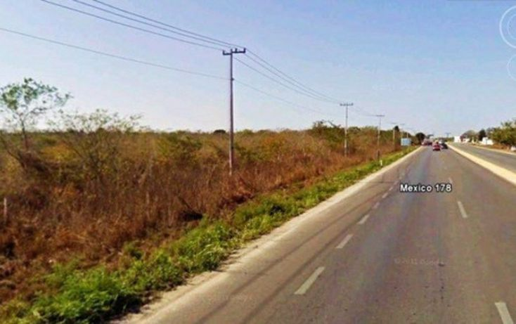Foto de terreno habitacional en venta en, cholul, mérida, yucatán, 1703304 no 02