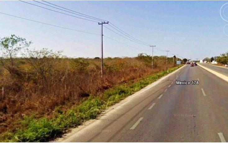 Foto de terreno habitacional en venta en  , cholul, mérida, yucatán, 1703304 No. 02