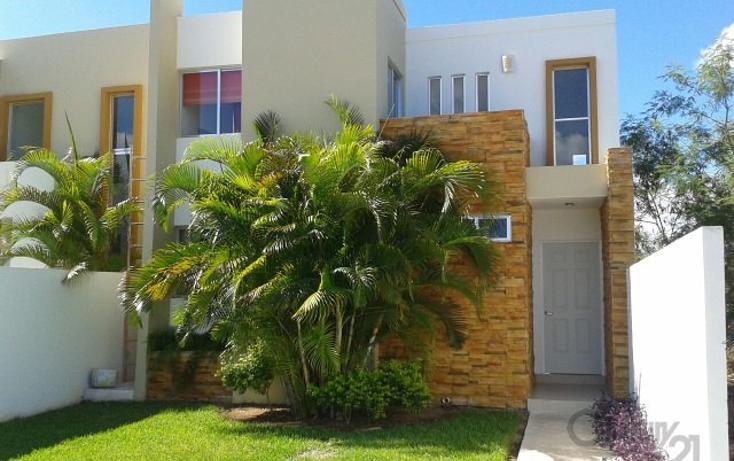Foto de casa en venta en  , cholul, mérida, yucatán, 1719368 No. 01