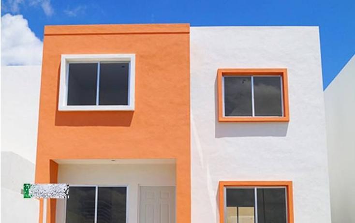 Foto de casa en venta en  , cholul, mérida, yucatán, 1719380 No. 01