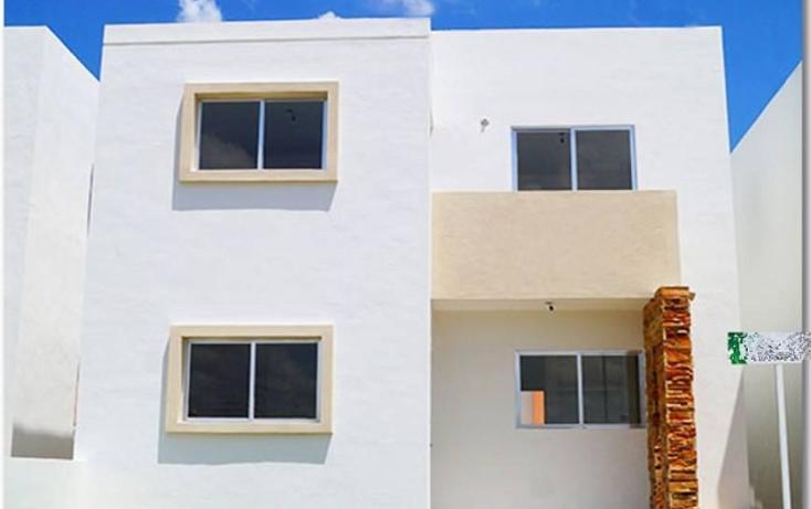 Foto de casa en venta en  , cholul, mérida, yucatán, 1719382 No. 01